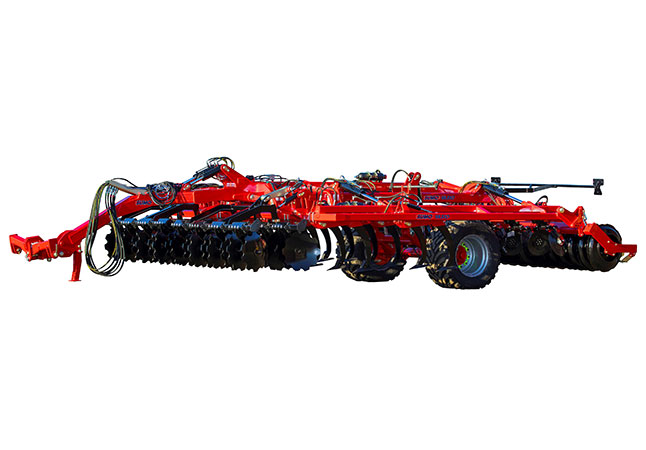 SUMO Vacio Cultivator white background - Louth Tractors