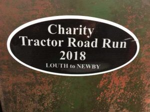 Charity Tractor Road Run 2018