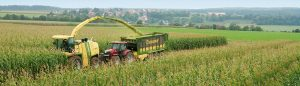 krone tractor and farming machinery