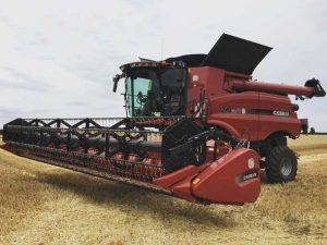 case ih axial flow red largre