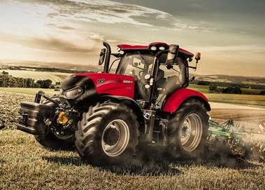 square case ih maxxum series banner
