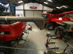 louth tractors servicing