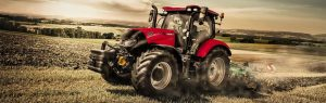 Case IH Maxxum Series