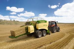 Krone UK BiG Pack Louth
