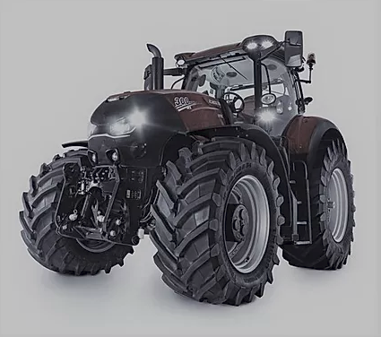 Hawkrent Case IH tractor